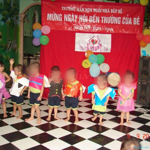 Trường Mầm non Ngôi nhà Búp Bê - Chùa Láng