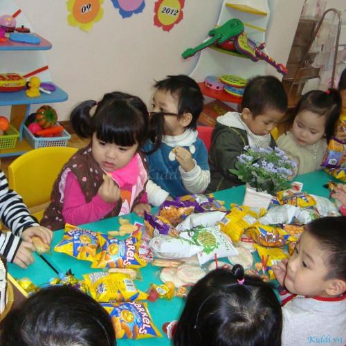 Trường mầm non nụ cười của bé  - Trần Thái Tông