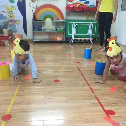 Trường mầm non Hà Anh Montessori - Khương Hạ