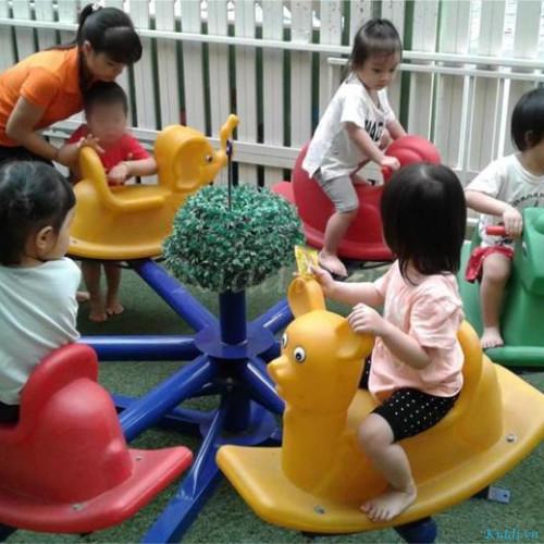Trường mầm non Đảo Xanh - Trần Duy Hưng