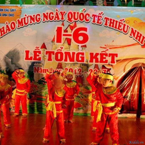 Trường Mầm non Hoa Anh Đào - Trần Quốc Hoàn