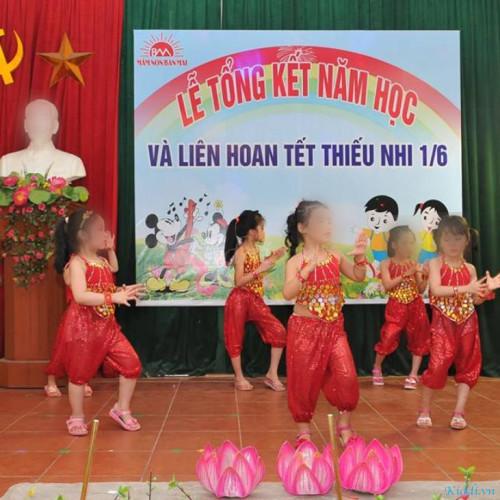 Trường mầm non tư thục Ban Mai - Định Công