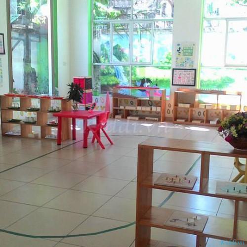 Trường mầm non tư thục Aplus - Hoa Lâm