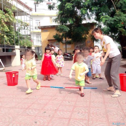 Trường mầm non Việt Đức - Nguyễn Ngọc Phương