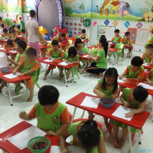 Trường Mầm Non Gấu Trúc - Trương Công Định