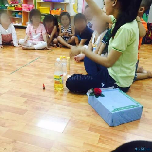 Hệ thống Giáo dục Mầm non Việt Mỹ - Hoàn Mỹ - Kinh Dương Vương