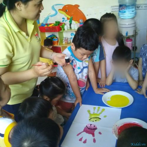 Trường Mầm non Việt Mỹ - Hoàn Mỹ  - Lê Sao