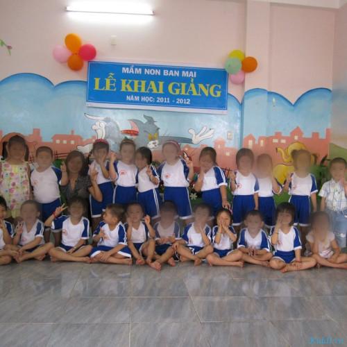 Trường mầm non Ban Mai - Lã Xuân Oai