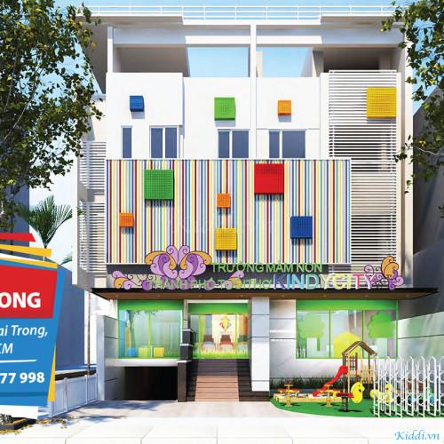 Trường Mầm non Quốc tế Kindy City - Vành Đai Trong