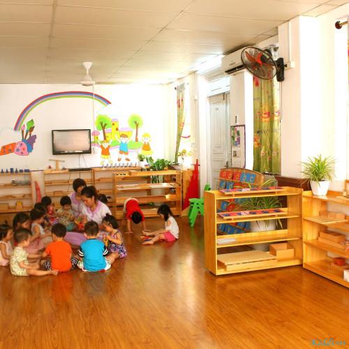 Trường mầm non Clever Kids Montessori - 45 Nguyễn Sơn