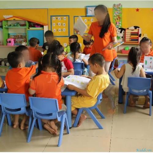 Trường Mầm non Thần đồng - Lê Trọng Tấn