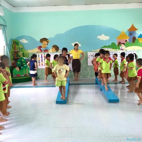 Trường Mầm non 12 - Trường Sa
