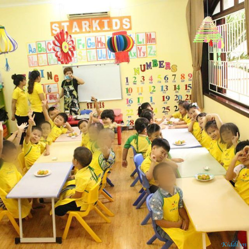 Trường Mầm non Ngôi sao (Star kids) - Lê Văn Miến