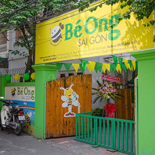Trường Mầm non song ngữ Bé Ong Sài Gòn - Hai Bà Trưng