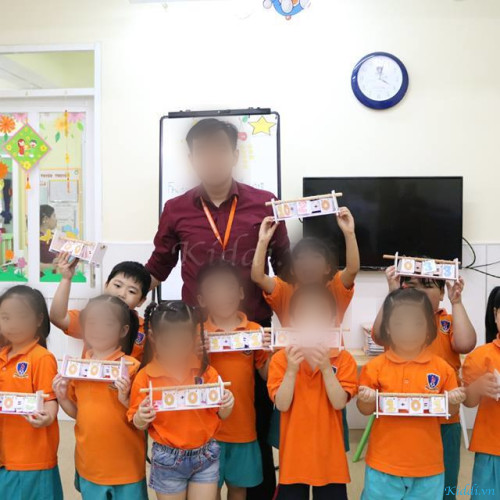 Trường Mầm non Anh Việt Mỹ - Nguyễn Tất Thành