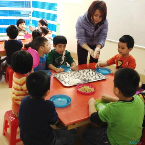 Trường mầm non Sunrise Kidz - Kim Mã Thượng
