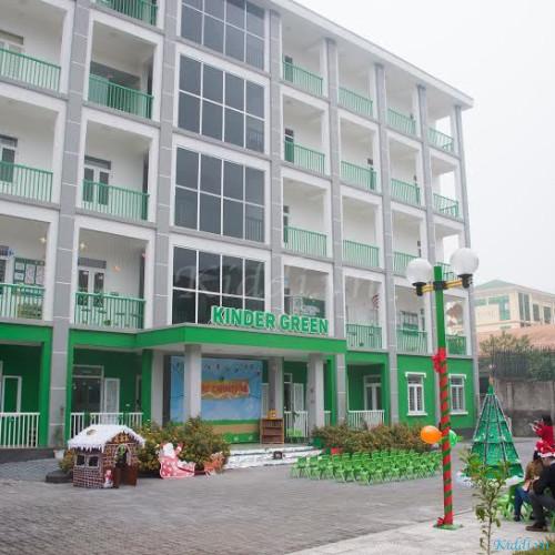 Trường mầm non Kinder Green - Minh Khai