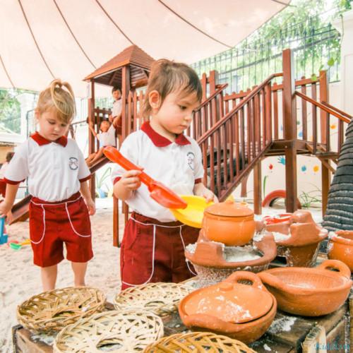 Trường Mầm Non Quốc Tế Wonderkids Montessori - Nguyễn Văn Hưởng