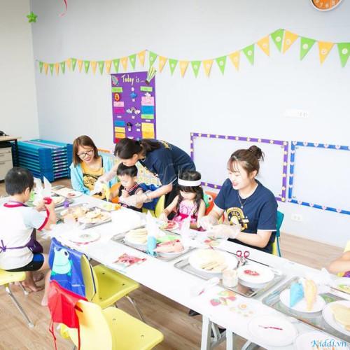 Trường Mầm non Jello Academy - Hồ Tùng Mậu