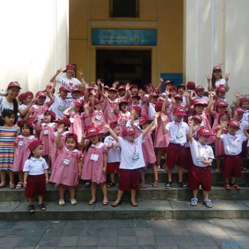 Trường Mầm Non Ngôi Nhà Mơ Ước - Lê Văn Lương