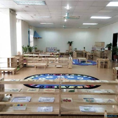 Osaka Montessori Academy (Học Viện Giáo Dục Sớm Osaka) - Hoàng Liệt