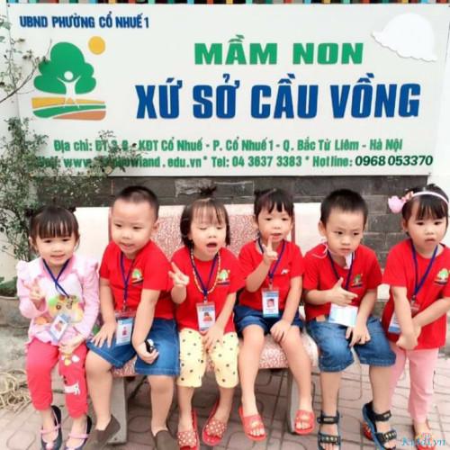 Trường Mầm non Rainbowland - Hoàng Quốc Việt