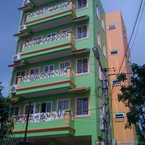 Trường Mầm non Quả Táo Xanh - Làng Tình Quang