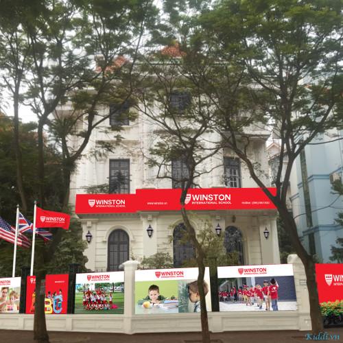 Trường Mầm non quốc tế Winston - Linh Đàm (Cơ sở 9)