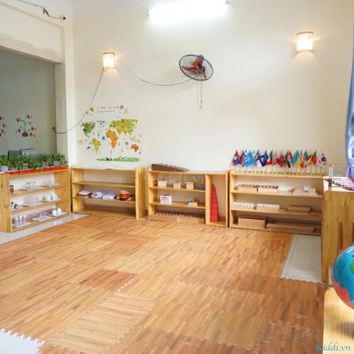 Trường mầm non Bi Bi - Hoàng Ngân