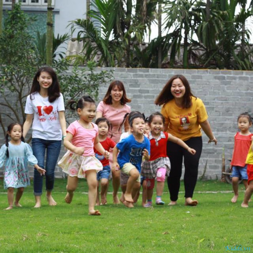 Trường mầm non Happy Kids Hà Nội