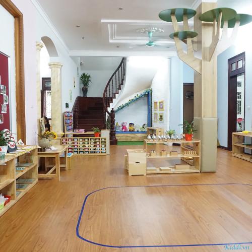 Trường Mầm Non Khang Nhi Montessori - Hoàng Hoa Thám