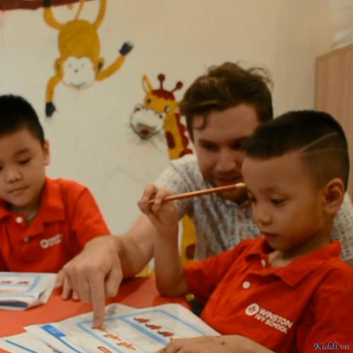 Winston Kindergarten School - R2A - Royal City