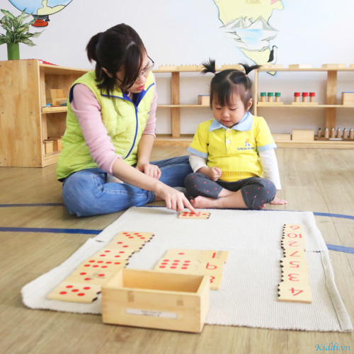 Little Sol Montessori Preschool - Mỗ Lao (Cơ sở 3)