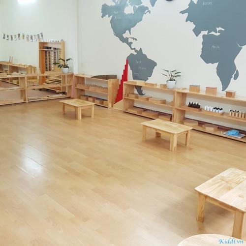 Học Viện Mầm Non Giáo Dục Sớm Osaka (Osaka Montessori Academy) - KĐT Văn Quán
