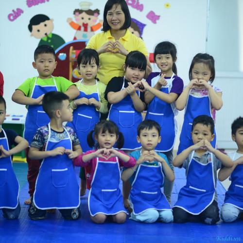 Trường Mầm non thực hành Phú Mỹ Happy Kids - Nam Từ Liêm