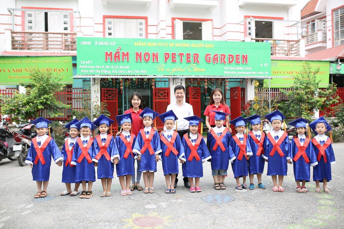 Giới thiệu về mầm non Peter Garden