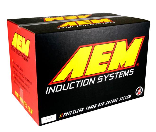 AEM 21-8218DP Polished Brute Force Intake System