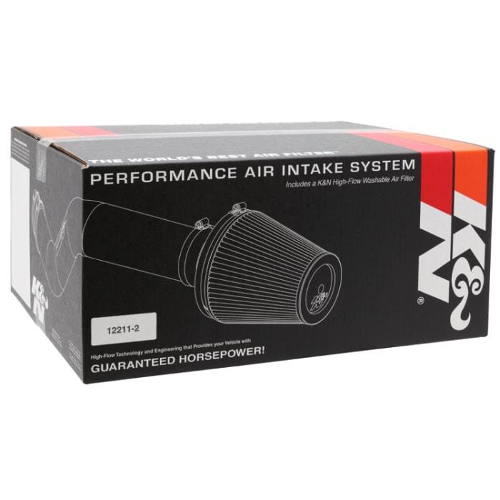 K/&N 69-8605TS Performance Air Intake System