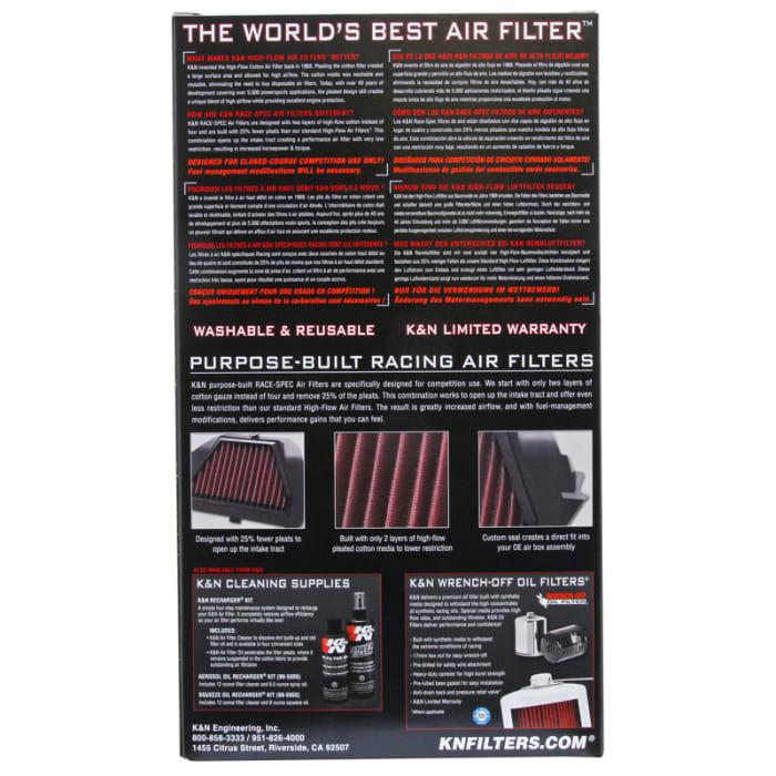 K/&N DU-1112 Replacement Air Filter