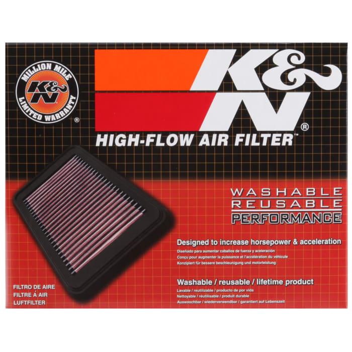 KN AIR FILTER REPLACEMENT HIGH FLOW FILTRATION E-2435