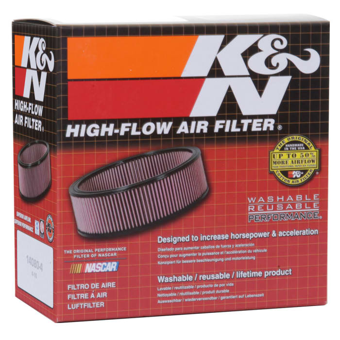 K/&N YA-1892 Yamaha High Performance Replacement Air Filter