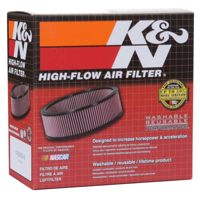 K/&n RA-0660 Filtro De Aire-Filtro de Goma Universal-K y N parte
