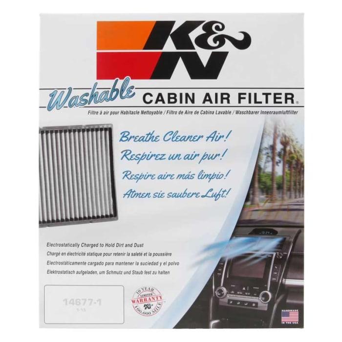VF2056 K/&n Cabina Filtro De Aire Para Filtro De Aire De Cabina