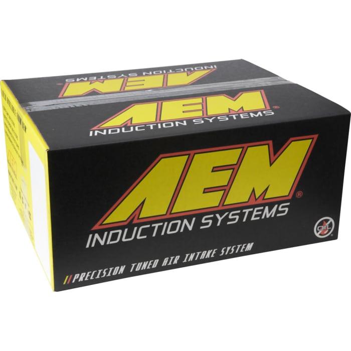 AEM 02-06 RSX Type S Red Short Ram Intake 22-506R