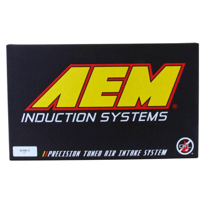 Gunmetal Gray 21-748C Cold Air Intake System AEM 2015 Honda Fit 1.5L