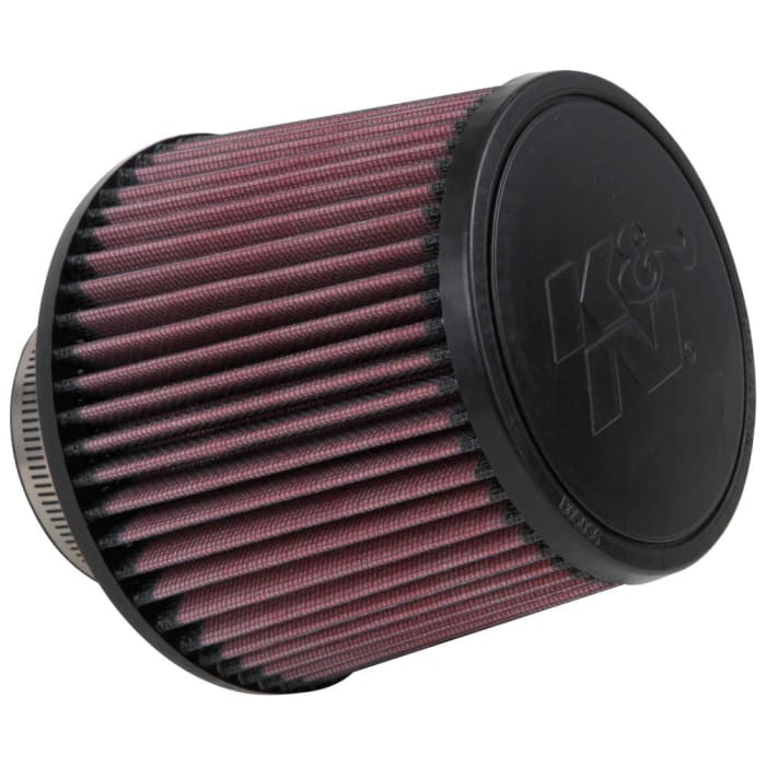 K/&N Filters RU-3570 Universal Air Cleaner Assembly Horsepower and Acceleration