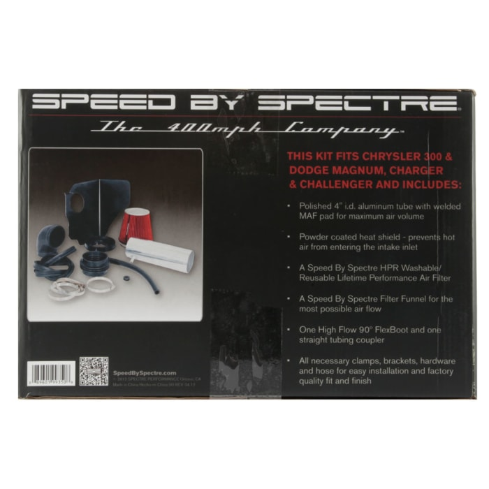 Spectre Performance 9935 Air Intake Kit for 300C//Magnum//Charger//Challenger