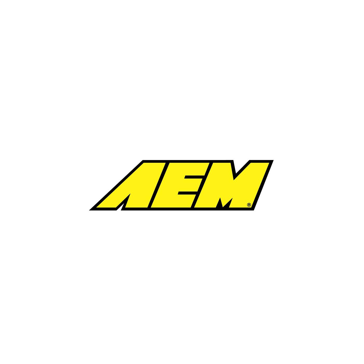 AEM Intakes Sticker Decal