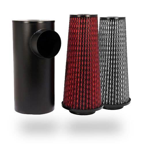 performance fleet filter for trucks