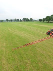 Kverneland iXtrack T4, effective, precise, stable and easy on field